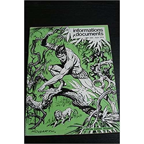 Informations Et Documents Informations Et Documents N°344 Spécial Bandes Dessinées Comic – 1974