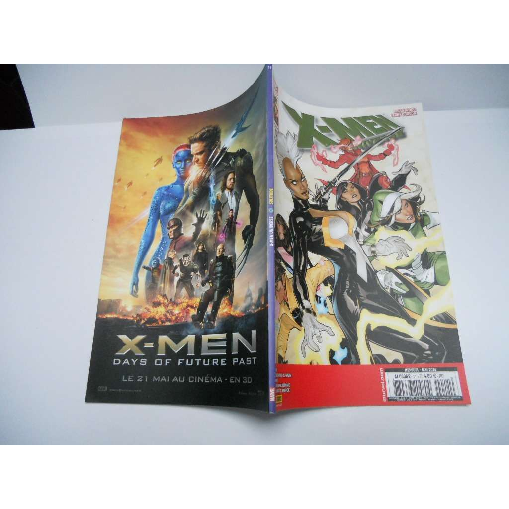 X Men Universe V4 Solitude N° 11 X Men Universe V4 Solitude N° 11