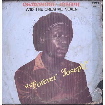 Osayomore Joseph And The Ulele Power Sound Waka Waka