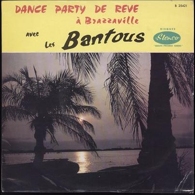 les bantous Dance Party De Rêve A Brazzaville