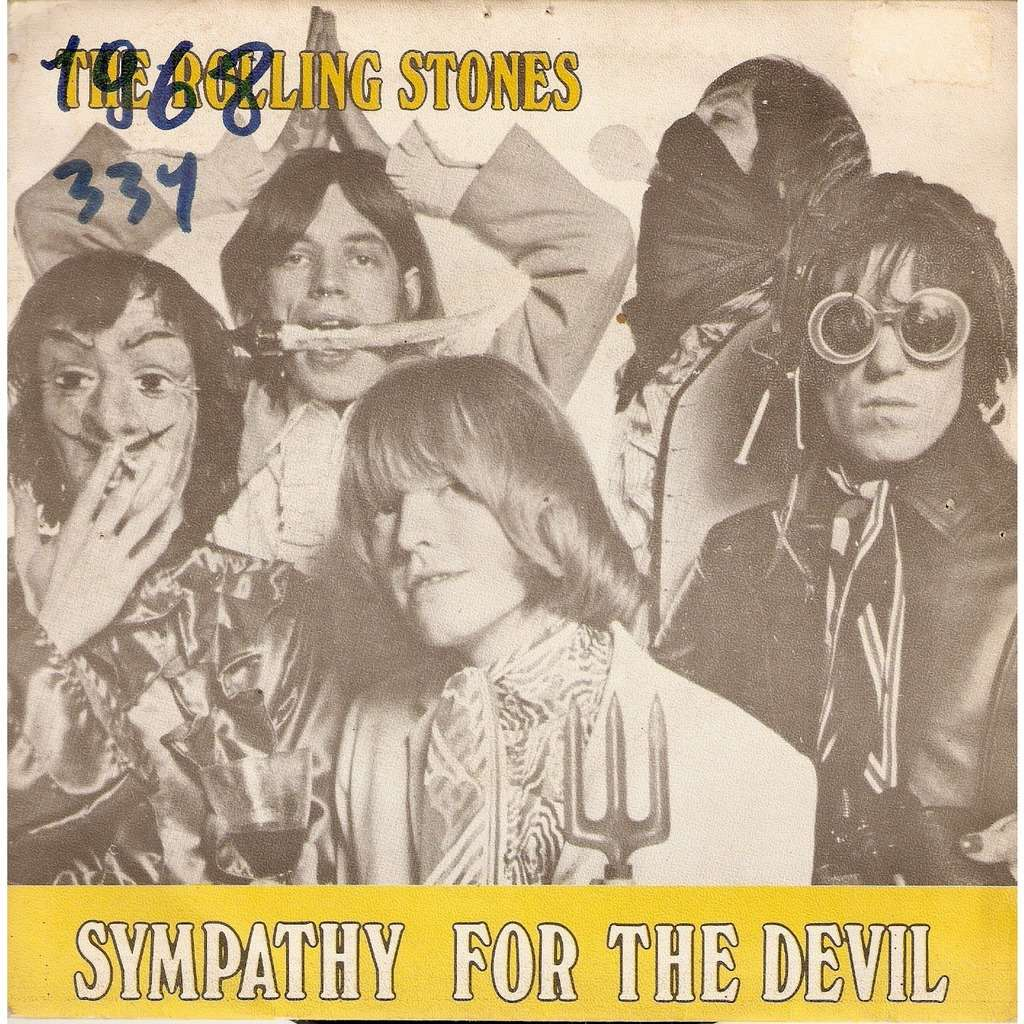 Sympathy For The Devil Prodigal Son By Rolling Stones