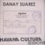 DANAY SUAREZ - havana cultura sessions - Maxi x 1