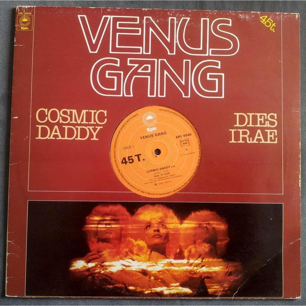 venus Gang cosmic daddy / dies irae
