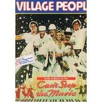 VILLAGE PEOPLE / LONDON DAVID / THE RITCHIE FAMILY B.O. du film : can't stop the music