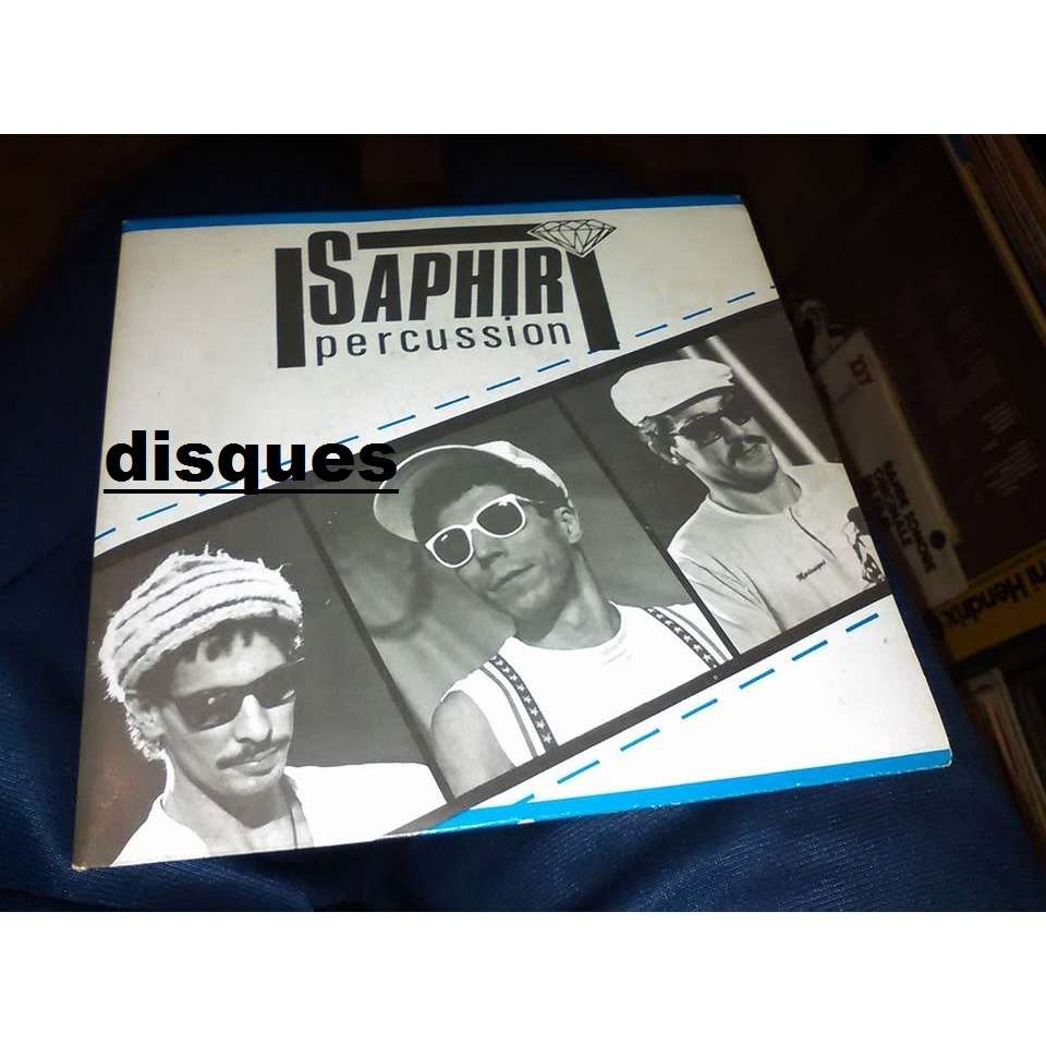 Saphir Percussion Rebrouss' Funk / Moaldo