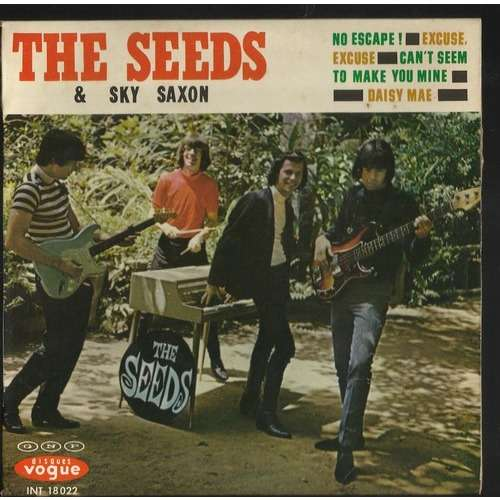 the seeds no escape