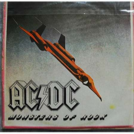 AC DC MONSTERS OF ROCK