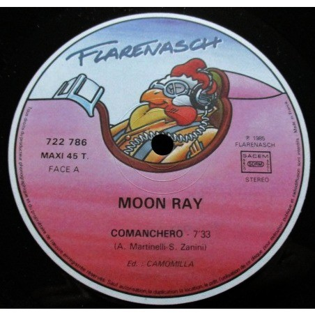 Moon Ray comanchero
