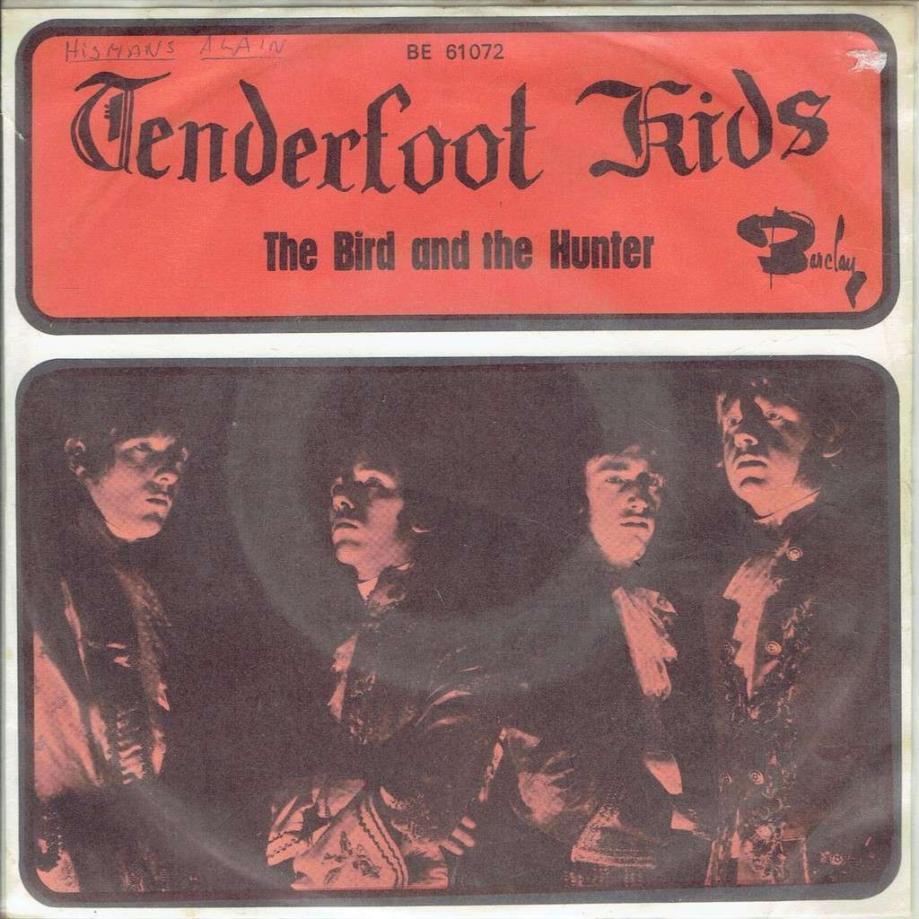 TENDERFOOT KIDS The Bird and The Hunter / Tomorrow, The Moon
