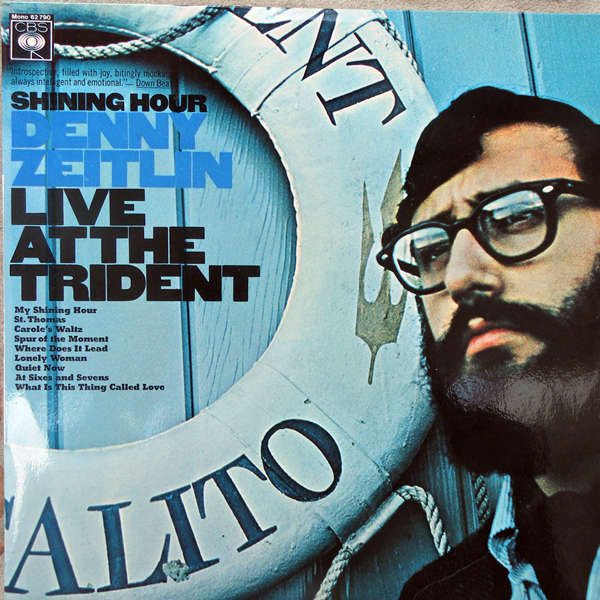 denny zeitlin live at the trident