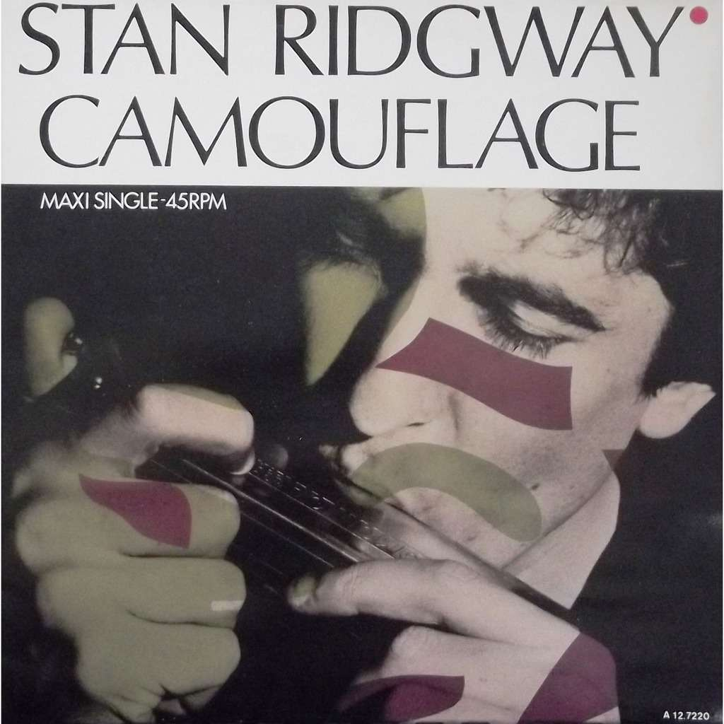 stan ridgway camouflage