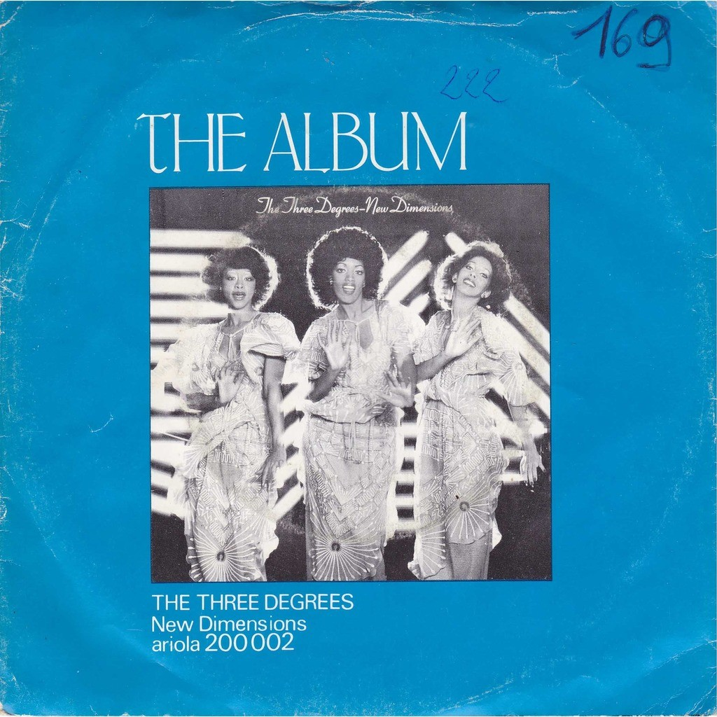 THREE DEGREES THE RUNNER / OUT OF LOVE AGAIN