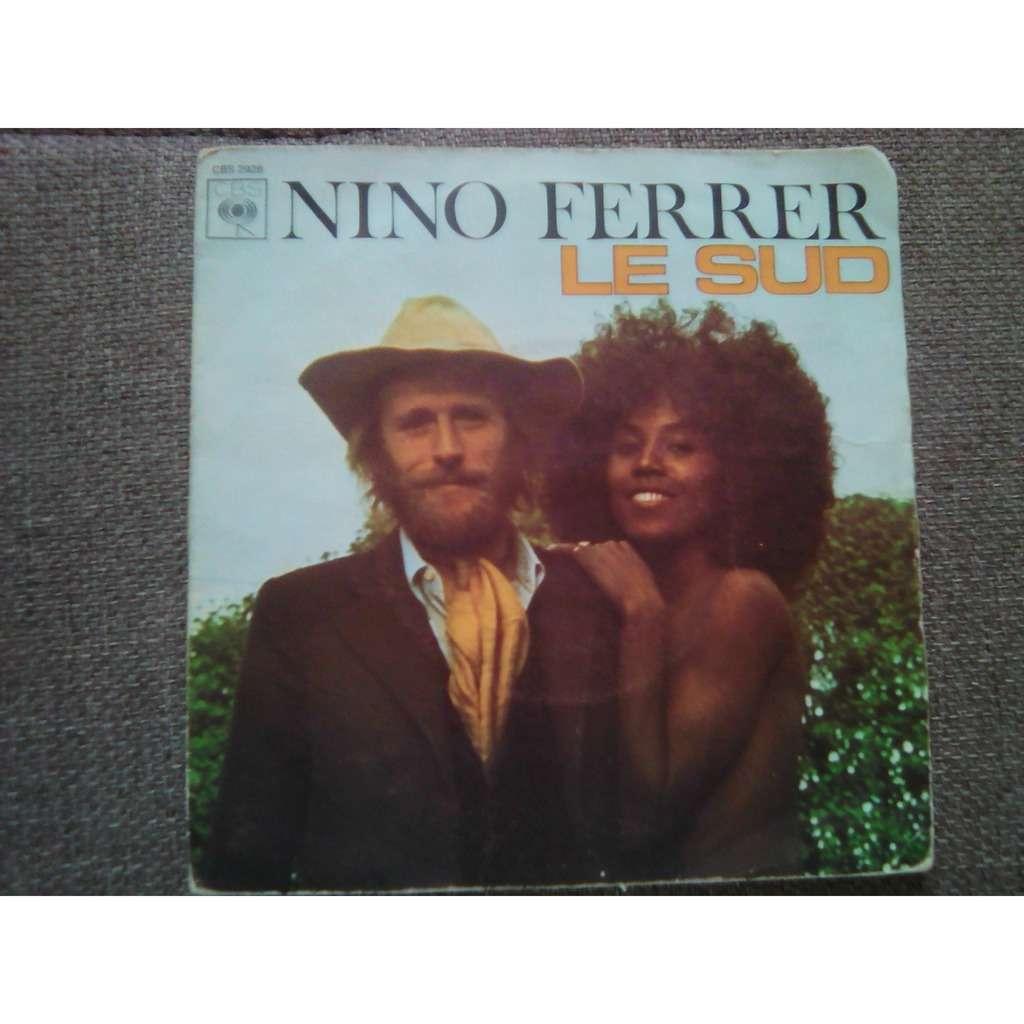 FERRER NINO le sud / the garden : nino and radiah ( label interieur orange uni )