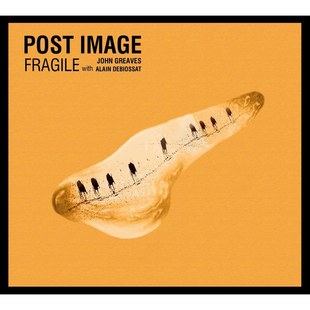 Aqui Label Musique : post image Fragile - CD