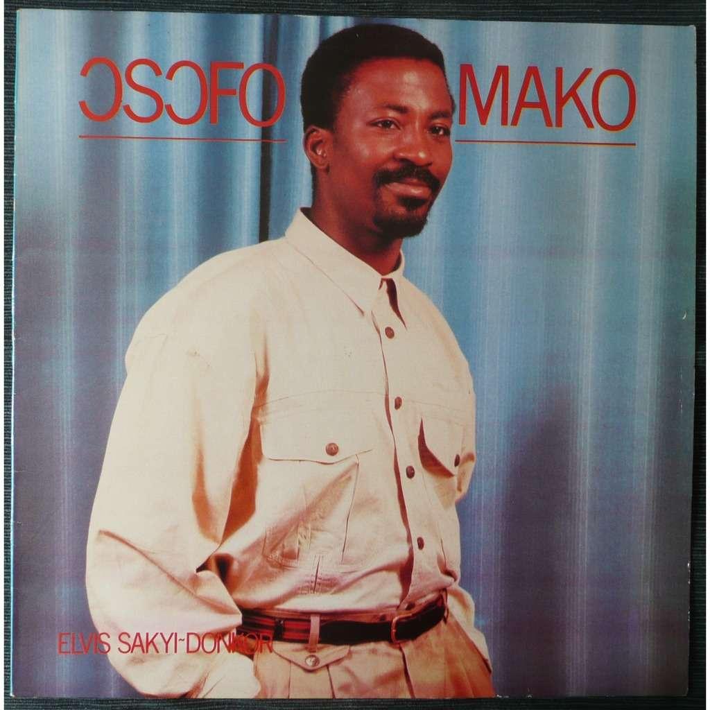 Elvis Sakyi-Donkor Osofo Mako