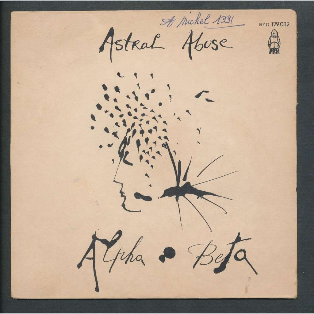 ALPHA BETA - ( VANGELIS ) astral abuse - who killed ?