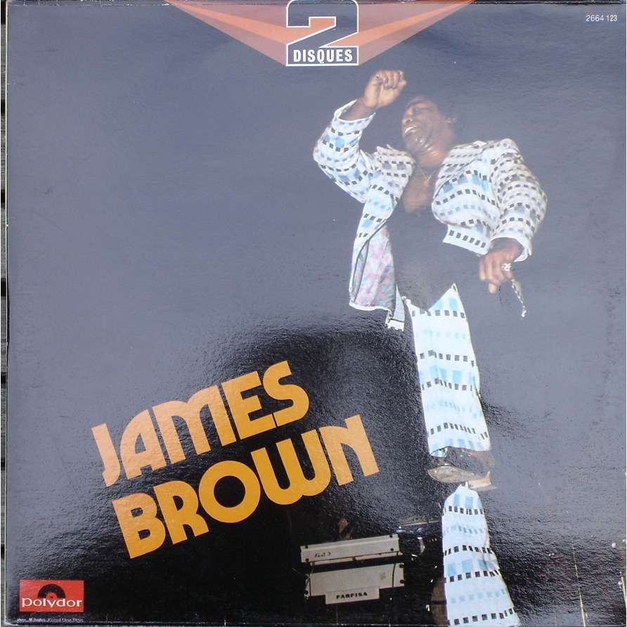 james brown james brown (2 disques)