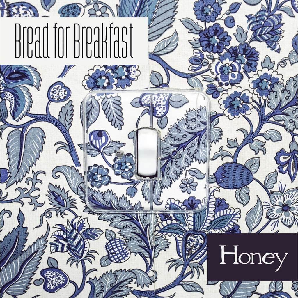 Cream of the Crop : Bread for Breakfast Honey - LP
