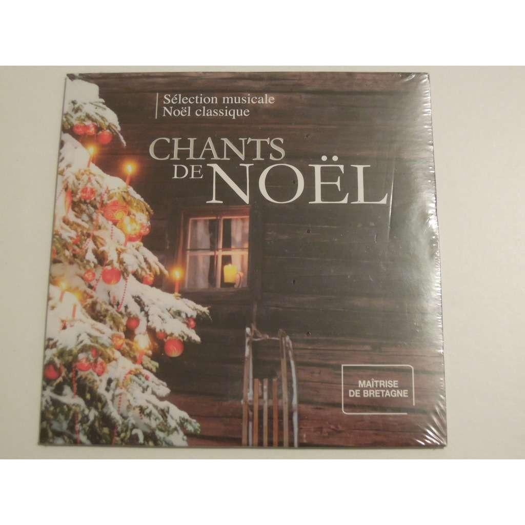 Cd Chants De Noel Chants de noel, geoffrey marshall by Maitrise De Bretagne, Jean