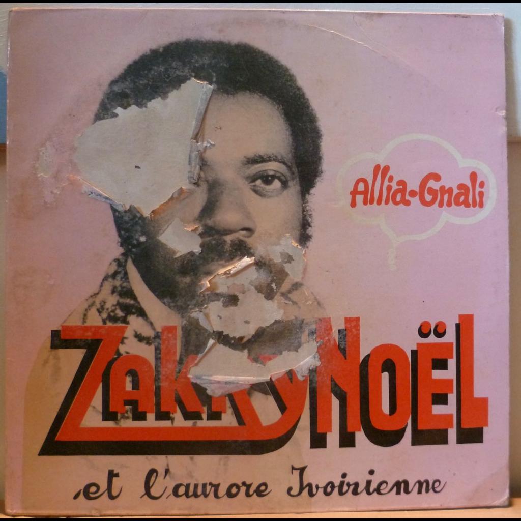 ZAKRY NOEL & l'aurore ivoirienne Allia Gnali