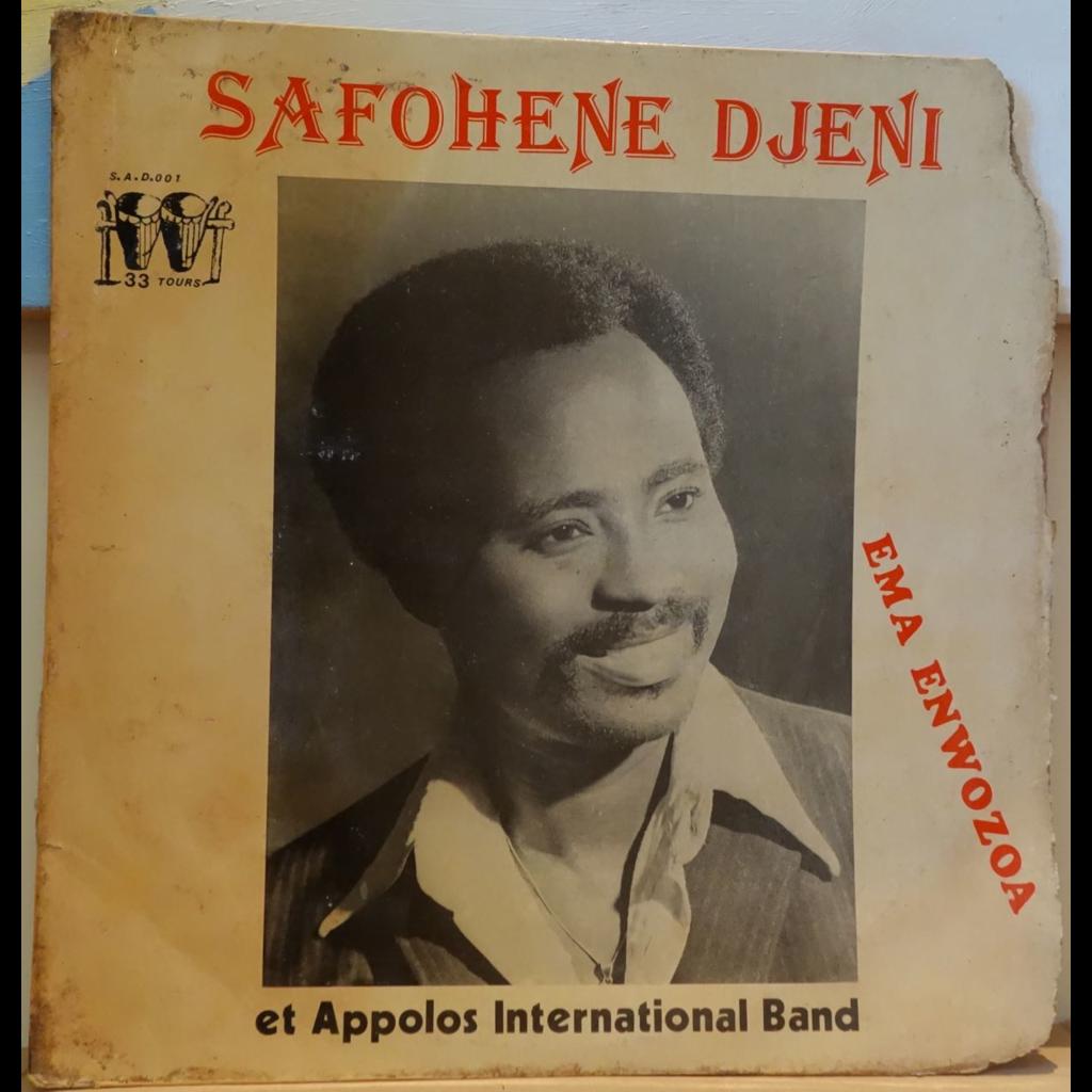Safohene Djeni & Appolos Int. band Ema Enwozoa