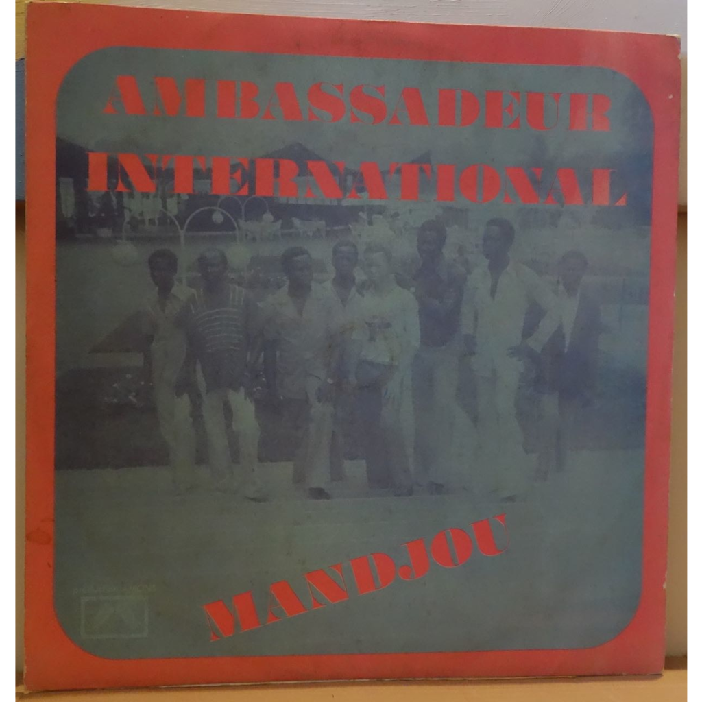 ambassadeur international mandjou
