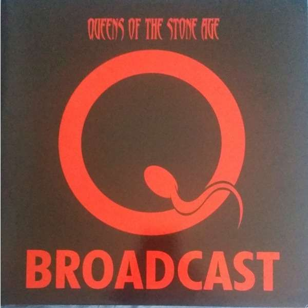 Queens Of The Stone Age Broadcast (lp)