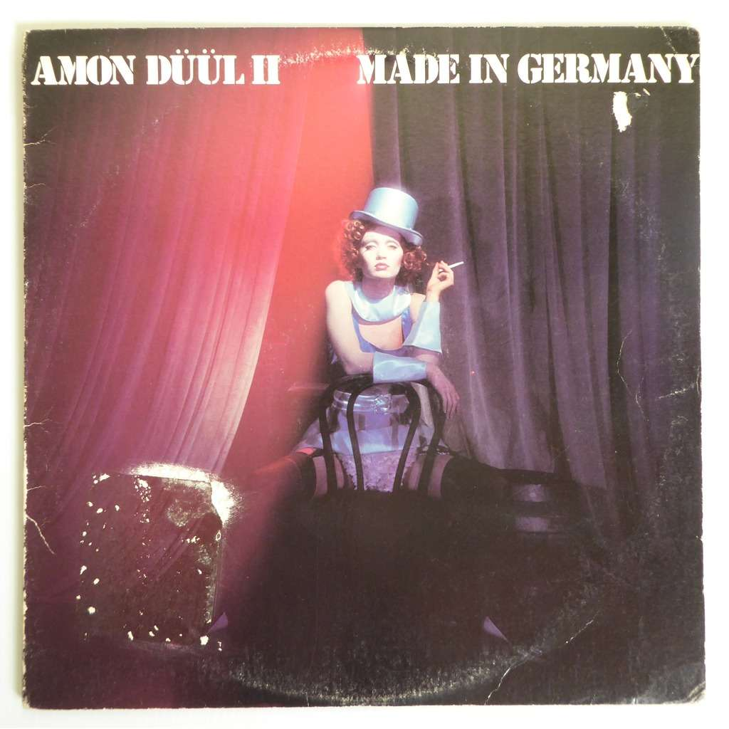 amon duul ii Made In Germany