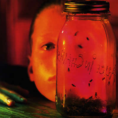 ALICE IN CHAINS Jar of Flies / Sap