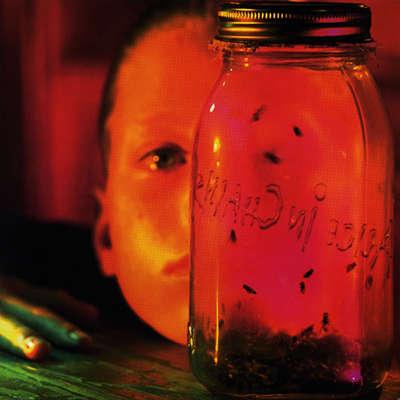 ALICE IN CHAINS Jar of Flies / Sap