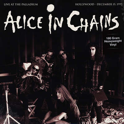 ALICE IN CHAINS Live at The Palladium, Hollywood 1992