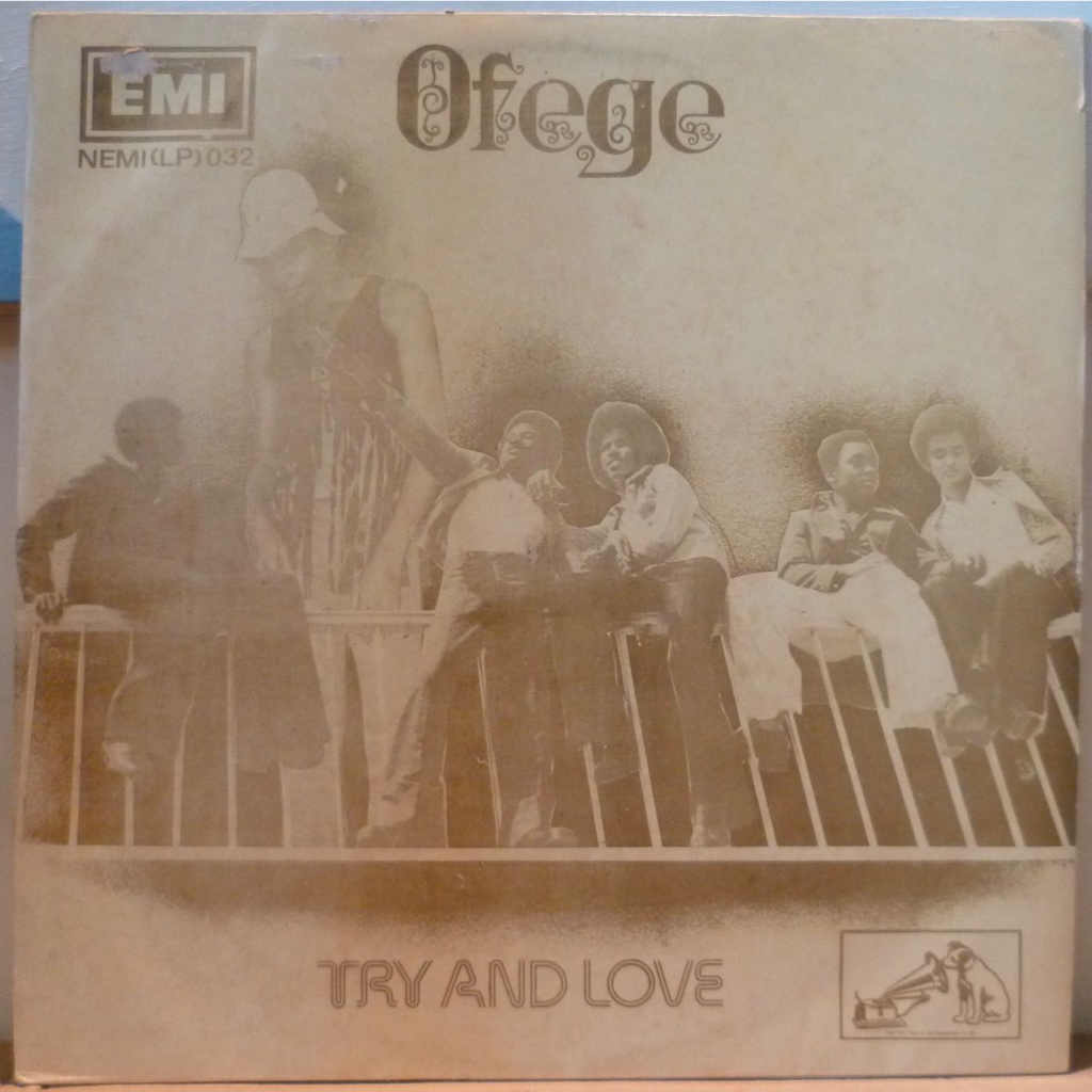 OFEGE Try & love