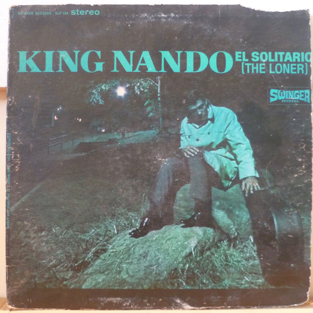 KING NANDO El solitario