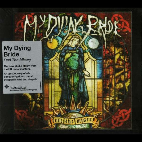 MY DYING BRIDE Fell the Misery
