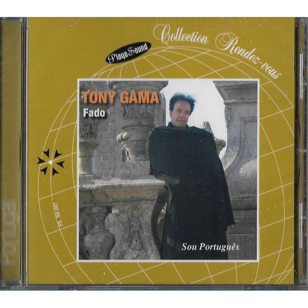 Tony Gama Fado : Sou português