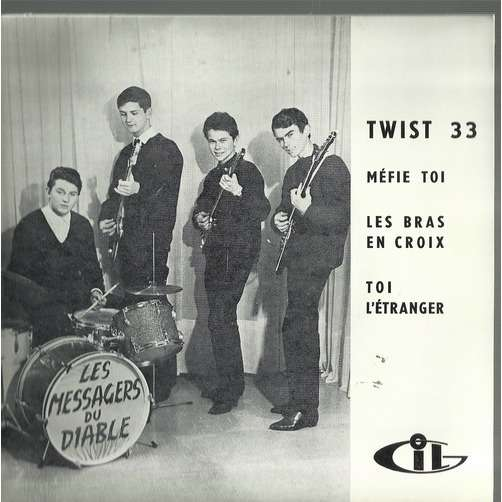 messagers du diable twist 33