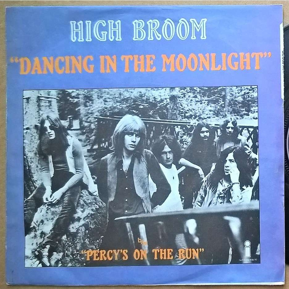high broom dancing in the moonlight / percy's on the run