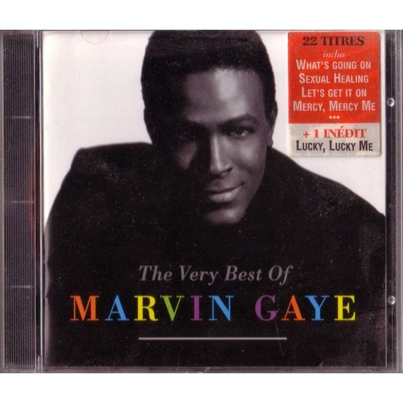 marvin gaye the very best of
