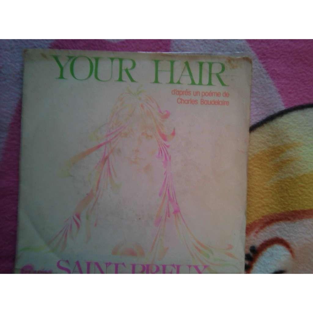 saint-preux your hair / le reve