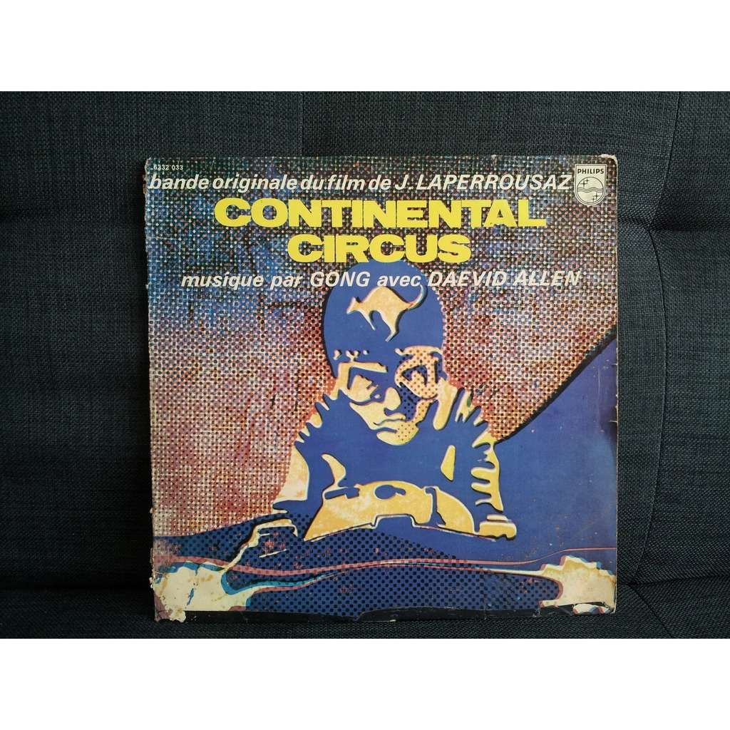 Gong / Daevid Allen Continental Circus