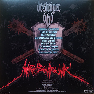 DESTRÖYER 666 Defiance