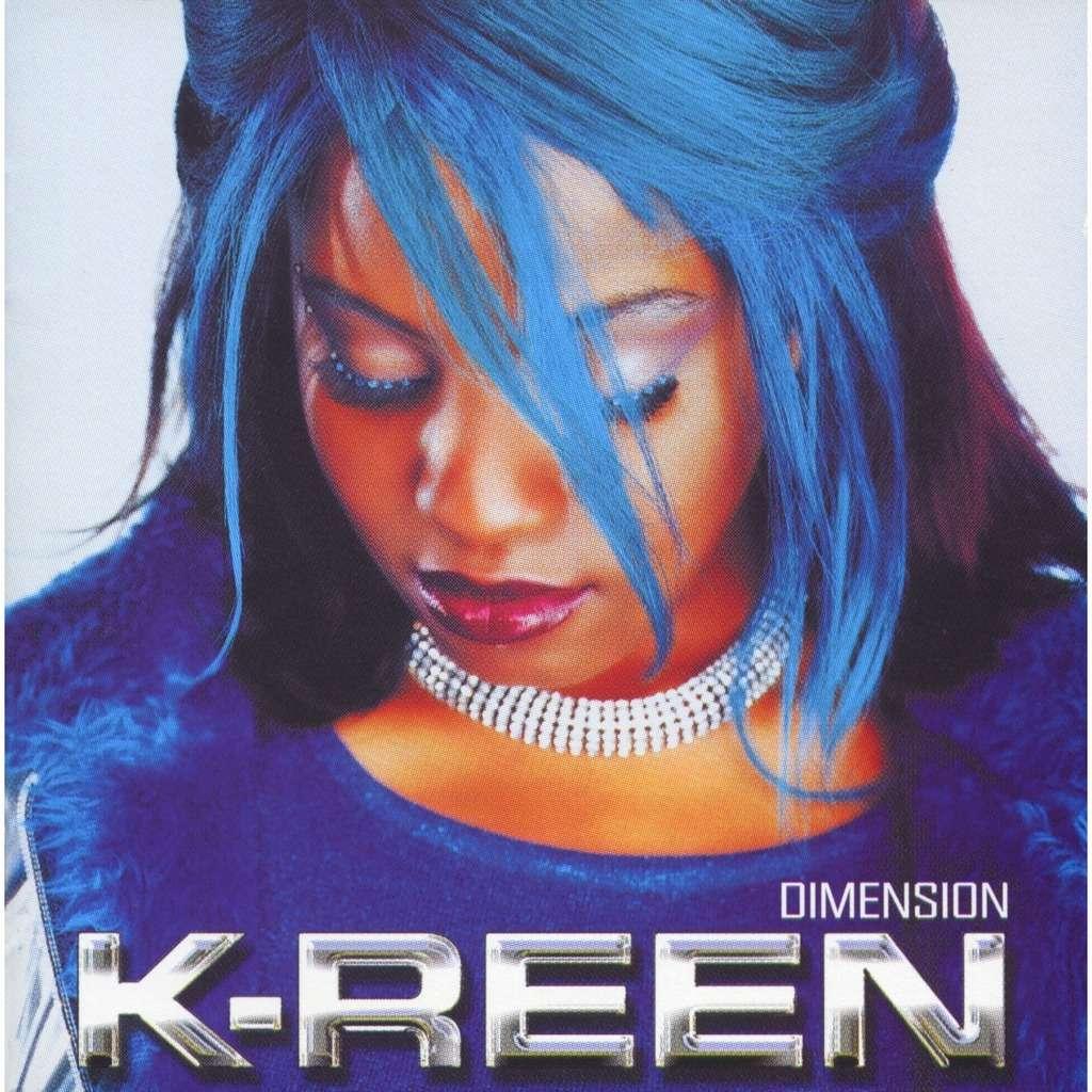 K-REEN dimension