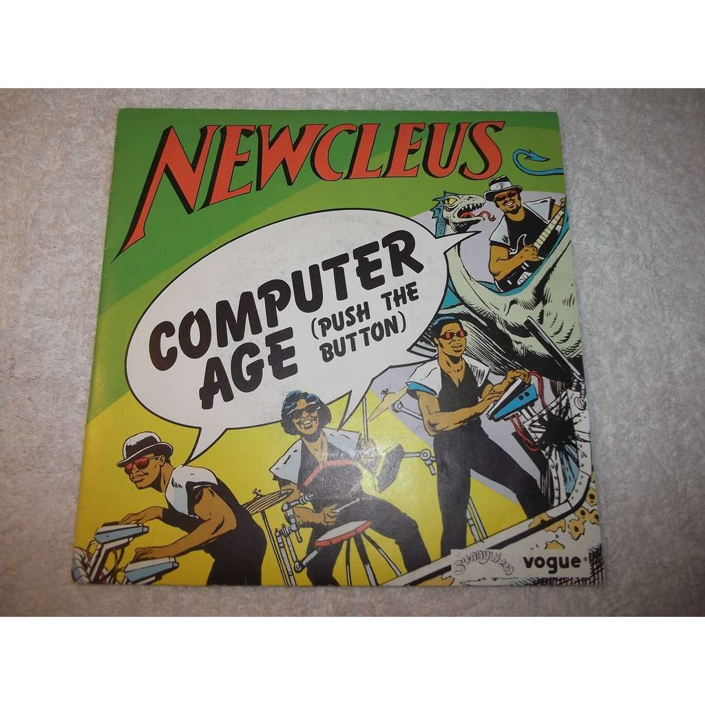 NEWCLEUS Computer age/84