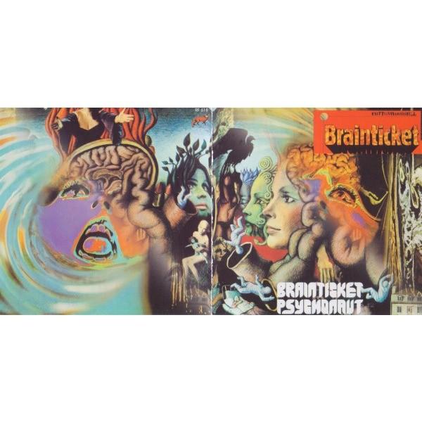 Brainticket Brainticket ( Cottonwoodhill ) + Psychonaut
