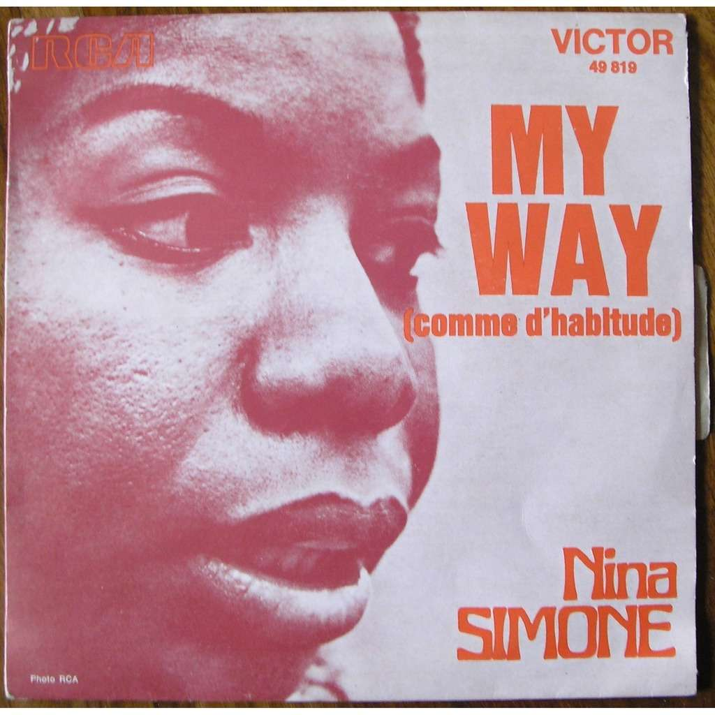 nina simone my way -
