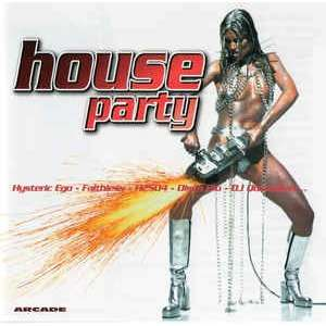 Boris Dlugosch and 15 various artists Keep Pushin' - House Party ( compilation 16 tracks )