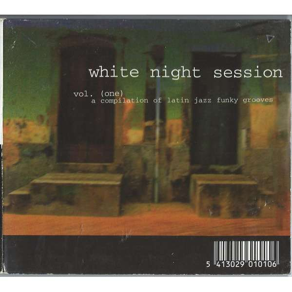 Jestofunk feat. FRED WESLEY, Gazzara, Bossa Nostra White Night Session Vol. (One)