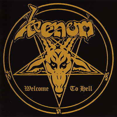 VENOM Welcome To Hell