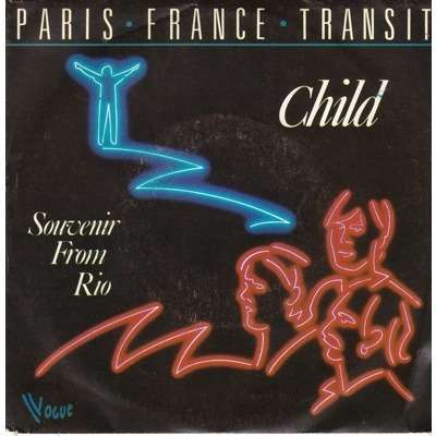 paris france transit Child