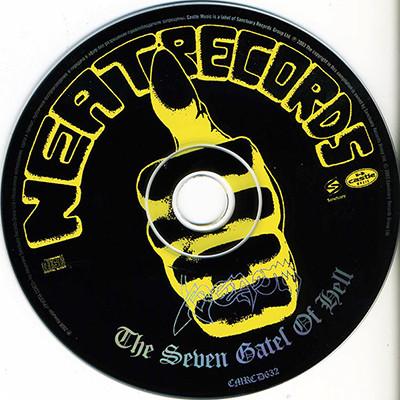 VENOM The Seven Gates of Hell - Singles 1980-1985